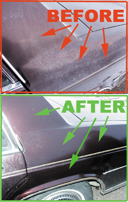 Protect And Restore Car Body Paint And Stop Cancer On